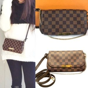 🌺FAVORITE PM🌺 crossbody Damier Louis Vuitt…